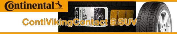 ContiVikingContact6 for SUV