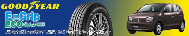 Efficient-Grip Eco hybrid ECO01タイトル